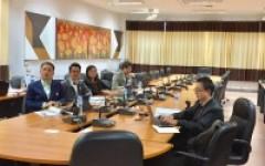 มทร.ล้านนา เชียงราย ประชุมคณะกรรมการบริหารมหาวิทยาลัย ครั้งที่ 1/2563 ผ่านระบบการประชุมทางไกล Video Conference