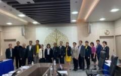 การประชุมเครือข่ายสถาบันวิจัยและพัฒนา มหาวิทยาลัยเทคโนโลยีราชมงคล ครั้งที่ 1 ประจำปี 2563