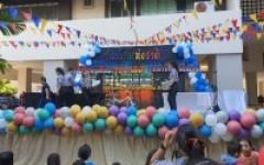 นักศึกษาหลักสูตรวิศวกรรมโยธา จัดกิจกรรมวันเด็กแห่งชาติ พ.ศ. 2563
