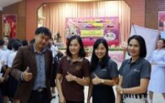 กิจกรรมแนะนำการศึกษาต่อระดับอุดมศึกษา ภายในงาน มหกรรมวิชาการต้นกล้าสังคม  เตรียมอุดมศึกษา ภาคเหนือ  ครั้งที่ 3