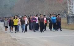 มทร.ล้านนา เชียงราย จัดกิจกรรมเดินเทิดพระเกียรติราชมงคลล้านนา เชียงราย ประจำปี 2563