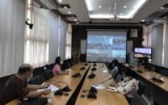ประชุมหารือแนวทางในการดำเนินการตรวจประเมินคุณภาพการศึกษา ประจำปีการศึกษา 2562