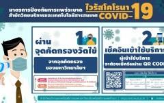 มาตรการป้องกันการแพร่ระบาด ไวรัสโคโรน่า (COVID-19) ของสำนักวิทยบริการฯ