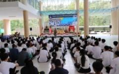 มทร.ล้านนา เชียงราย จัดโครงการอบรมจริยธรรมนักศึกษาใหม่ ประจำปีการศึกษา 2563 (รุ่นที่ 1)