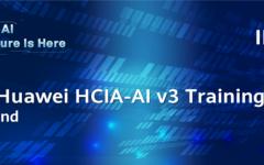 ขอเชิญชวนอาจารย์ มทร.ล้านนา...ร่วมอบรมออนไลน์ 2020 HCIA-AI TTT Training Camp  ระหว่าง 26-30 ต.ค.63 (บรรยาย : ภาษาอังกฤษ)