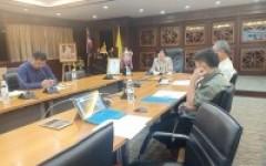 คณะกรรมการดำเนินโครงการจัดทำรถกระทงฯ มทร.ล้านนา ประชุมสรุปผลการดำเนินงานนิทรรศการกระทง พ.ศ.2563