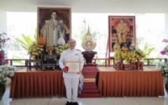 ดร.ก้องเกียรติ ธนะมิตร ได้รับรางวัลราชมงคลล้านนาสรรเสริญ ประจำปีการศึกษา 2563