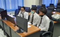 นักศึกษา หลักสูตรวิทยาการคอมพิวเตอร์ มทร.ล้านนา น่าน เข้าสู่รอบชนะเลิศการตัดสินการแข่งขันพัฒนาโปรแกรมคอมพิวเตอร์แห่งประเทศไทย NSC2021 ครั้งที่ 23