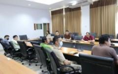 มทร.ล้านนา เชียงราย จัดการประชุมคณะกรรมการอนุรักษ์พลังงาน ประจำปี 2564
