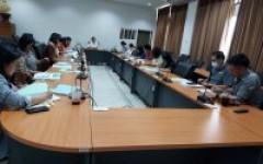 มทร.ล้านนา เชียงราย จัดประชุมพิจารณาอนุมัติผลการศึกษา ประจำภาคการศึกษาที่ 2/2563