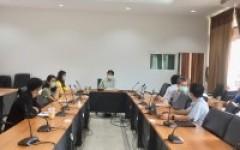 มทร.ล้านนา เชียงราย ประชุมหารือแนวทางการจัดการเรียนการสอน ในสถานการณ์การแพร่ระบาดของโรคติดเชื้อไวรัสโคโรนา 2019 ภาคการศึกษาที่ 1/2564