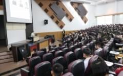 มทร.ล้านนา เชียงราย จัดการประชุมนักศึกษาโครงการทุนนวัตกรรมสายอาชีพชั้นสูง ประจำปีการศึกษา 2564
