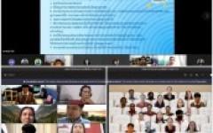 งานวิทยบริการจ้ัดโครงการอบรม เทคนิคการสร้างแบบสอบถามออนไลน์ด้วย Google form