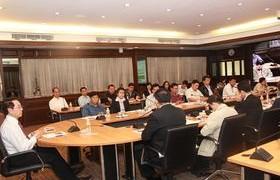 รูปภาพ : ราชมงคลล้านนา เดินหน้า สร้างผู้ประกอบการ SMEs กลุ่ม Start – up พัฒนาเศรษฐกิจประเทศ