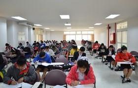 รูปภาพ : วิทยาลัยเทคโนโลยีและสหวิทยาการ โดยโรงเรียนโรงงานจัดสอบคัดเลือกนักเรียนเพื่อเข้าศึกษาต่อในระดับประกาศนียบัตรวิชาชีพชั้นสูง (ปวส.) ประจำปี 2559