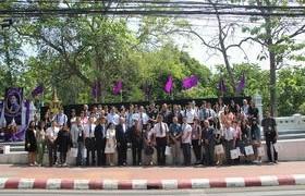 รูปภาพ : มทร.ล้านนา ร่วมต้อนรับมหาวิทยาลัยจากประเทศสาธารณรัฐจีน (ไต้หวัน)