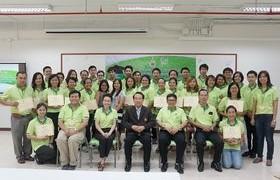 รูปภาพ : พิธีโครงการ ประชุมสัมมนาเชิงปฏิบัติการพัฒนาผู้สอน (English Program)