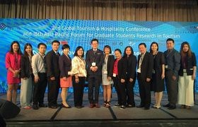 Image : RMUTL joined the International Conference in Hong Kong