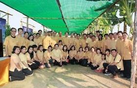 Image : HRH Princess Maha Chakri Sirindhorn visited RMUTL for Plant Development Project