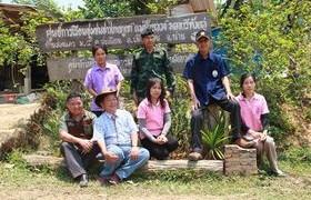 รูปภาพ : โครงการปรับปรุงพื้นห้องเรียน โรงเรียนบ้านห้วยลู้ ชนเผ่ามลาบรี