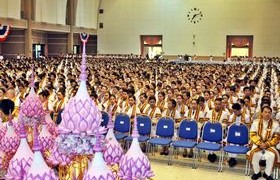 รูปภาพ : มทร.ล้านนา ลำปาง ประชุมเตรียมความพร้อมงานรับพระราชทานปริญญาบัตร ครั้งที่ ๒๙