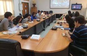 รูปภาพ : มทร.ล้านนา เชียงราย การประชุม conference เพื่อรับทราบแนวทางการตรวจติดตามผลการดำเนินงานประกันคุณภาพภายในประจำปีการศึกษา 2558