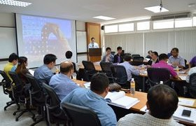 รูปภาพ : วิทยาลัยฯ มทร.ล้านนา จัดกิจกรรม Safety Management Training for Master