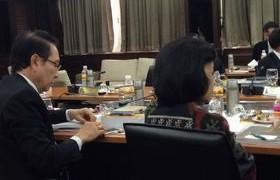 รูปภาพ : การประชุมสภามหาวิทยาลัยเทคโนโลยีราชมงคลล้านนา ครั้งที่ 84(5/2558) วันที่ 3 กรกฎาคม 2558