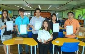 รูปภาพ : ขอแสดงความยินดี กับนักเทคโนฯ สวท.มทร.ล ที่ได้รับ ICDL Profile Certificate