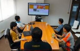 รูปภาพ : งานเครือข่ายและงานสารสนเทศ ประชุมร่วมฯ แนวทางพัฒนา Website มทร.ล้านนา