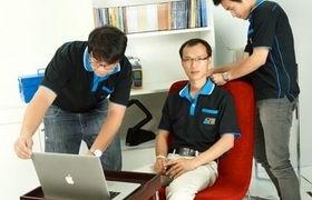 รูปภาพ : กลุ่มงานผลิตสื่อมัลติมีเดียให้บริการถ่ายวีดีโอแนะนำ ARIT RMUTL Service
