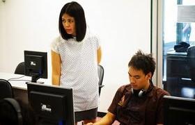 รูปภาพ : นักศึกษาวิศวะฯเครื่องกล ปี4 สอบวัดผล ทักษะภาษาอังกฤษ Tell Me More Online