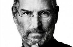 รูปภาพ : สตีฟ จ๊อบส์ ผู้ก่อตั้งบริษัทแอปเปิล เสียชีวิตแล้วจากโรคมะเร็งตับอ่อน