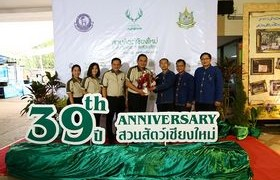 Image : 39 th anniversary of Chiang Mai Zoo