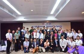 รูปภาพ : ตัวแทนมทร.ล้านนา ร่วมประชุม  APSSA International Conference ร่วมสร้าง Global Citizen