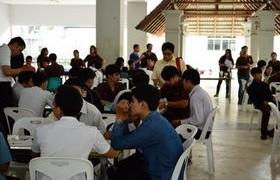 รูปภาพ : สาขาวิทยาศาสตร์ ร่วมจัดโครงการเรียนปรับพื้นฐานสำหรับนักศึกษาใหม่ (STEM Education) ปี 2559 ครั้งที่ 1