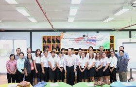 รูปภาพ : ปฐมนิเทศนักศึกษาแลกเปลี่ยน Brawijaya - RMUTL