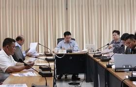 รูปภาพ : มทร.ล้านนา ชร.จัดประชุมคณะกรรมการแก้ไขปัญหาแนวเขตที่ราชพัสดุ