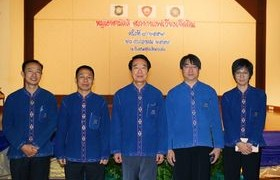 Image : The Board of Directors attended 8th Wiang Jed Lin coffee meeting 2016