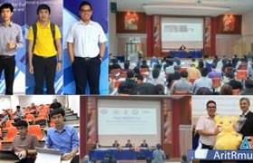 รูปภาพ : การประชุมวิชาการระดับชาติด้านอีเลิร์นนิง ปี ๒๕๕๙ (การเรียนการสอนออนไลน์ในระบบเปิดสำหรับมหาชนและนวัตกรรมเพื่อการเรียนรู้ในอนาคต)