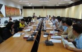 รูปภาพ : การประชุมชี้แจงแนวทางการดำเนินโครงการ Talent Mobility