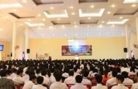 รูปภาพ : มทร.ล้านนา ลำปาง จัดงานปฐมนิเทศนักศึกษาใหม่ ประจำปีการศึกษา 2559