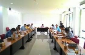 รูปภาพ : คณะวิศวกรรมศาสตร์ มหาวิทยาลัยเทคโนโลยีราชมงคลล้านนา จัดประชุมคณะกรรมการบริหารคณะวิศวกรรมศาสตร์ ครั้งที่ 6/2559