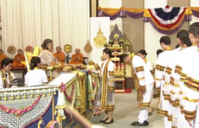 รูปภาพ : ข่าวในพระราชสำนัก พิธีพระราชทานปริญญาบัตร ครั้งที่ 29 มทร.ล้านนา (6 กันยายน 2559)