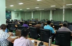 รูปภาพ : สำนักประกันคุณภาพการศึกษา มทร.ล้านนา ลำปาง จัดประชุมคณะกรรมการตรวจติดตามฯระดับหลักสูตร