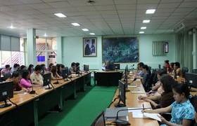 รูปภาพ : มทร.ล้านนา ลำปาง จัดประชุมข้าราชการและพนักงานสายสนับสนุน