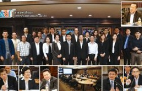 รูปภาพ : มทร.ล้านนา ต้อนรับคณะเยี่ยมชมและสำรวจความพร้อม โครงการ Innovation Incubation Center (IIC.)