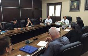 รูปภาพ : มทร.ล้านนา ร่วมประชุมหารือการทำความร่วมมือด้านการศึกษา กับผู้แทนจากรัฐวิคตอเรีย ประเทศออสเตรเลีย