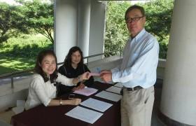 รูปภาพ : เลือกตั้งคณะกรรมการสภามหาวิทยาลัยฯ