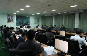 รูปภาพ : มทร.ล้านนา ลำปาง จัดประชุมเตรียมพร้อมคณะกรรมการจัดทดสอบ V-NET